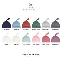 LITTLE PALMERHAUS - KNOT BABY HAT (TOPI BAYI)