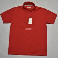 Polo Shirt Pria Lengan Pendek COLE Casual Merah CG67 ORIGINAL