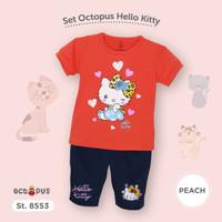 Octopus Kids Set Anak Cewek/Pakaian Anak/Baju Anak Cewe/Set Anak-Anak