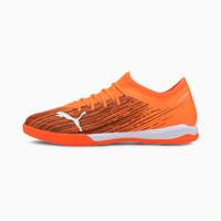 Sepatu futsal Puma Ultra 3.1 IT - Shocking Orange 106090-01 Original