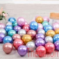 Balon Latex Chrome 5 inch