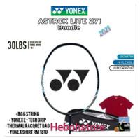Raket Badminton FULL SET YONEX ASTROX LITE 27i 5uG5 +lengkap ORIGINAL