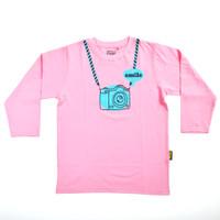 T-Shirt Kaos Clothing Distro Anak Bandung Baong KAMERA