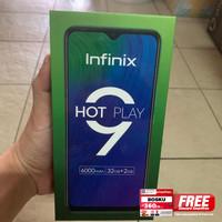 INFINIX HOT 9 PLAY 2/32 GB READY