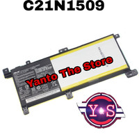 Baterai Laptop Asus X556UA X556UB X556UF X556UQ X556UR C21N1509 ORI