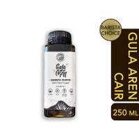 Gula Aren Cair 250 ML Legit Barista Choice