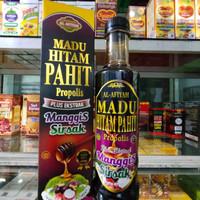 Madu Hitam Pahit Propolis Plus Ekstrak Manggis dan Sirsak Al-Afiyah