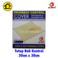 Tutup Bak Kontrol Drainage Control Cover 30 cm x 30 cm Alinco