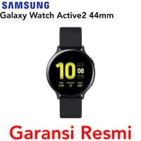 Samsung Galaxy Watch Active 2 44mm Garansi Resmi SEIN Aluminium Jam