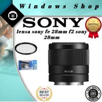 lensa sony fe 28mm f2 sony 28mm