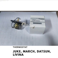 THERMOSTAT RADIATOR NISSAN, JUKE, LIVINA, MARCH, DATSUN GO, LATIO