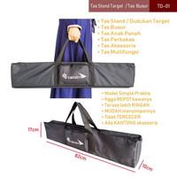 TAS BUSUR TAS DUDUKAN TARGET PANAHAN SIMPLE MULTIFUNGSI | Archery Bag