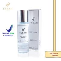 Farah Parfum Super 5th Avenue Women - Parfume Wanita - 35 ml