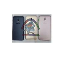 HOUSING FULLSET CASING BELAKANG SAMSUNG GALAXY J7+ PLUS C710 C710F