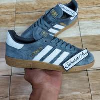 Sepatu Adidas Handball Spezial Grey Gum