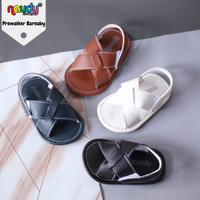 Prewalker - Sandal Bayi - Sendal Bayi - Sepatu Bayi | Barnaby - Navy, S