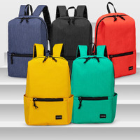 Tas Ransel kasual BBE Tas Unisex Daypack Backpack