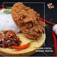 Ayam Asix sambal cocol Matah