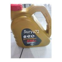 oli mobil bensin ertiga 4 liter SGO - SAE 5W-30 suzuki gasoline engine