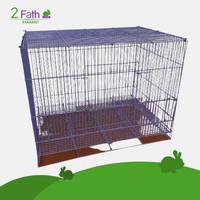kandang hewan 60x40 cocok untuk kelinci kucing ayam burung musang