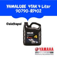 YAMALUBE OLI MESIN TEMPEL YAMAHA 4 TAK 4 LITER 90790-BS402
