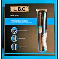 LBC HAIR TRIMMER MODEL L-6812 / CUKURAN RAMBUT LBC