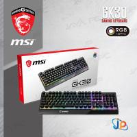 Keyboard Gaming MSI Mechanical Vigor GK30 RGB