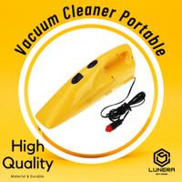 Vacum Cleaner Mobil Multifungsi Dengan Tambahan Air Compressor 90W