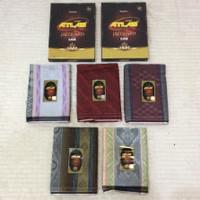 Sarung Tenun Atlas Jacquard Songket Classic (Grosir)