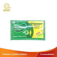 PROMAG GAZERO cair sirup sachet - obat sakit lambung / maag