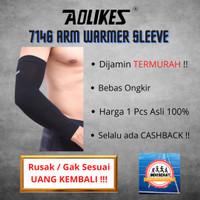 Aolikes 7146 Hand Sleeve - arm warmer - basketball sleeve / Lengan