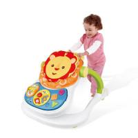 RB-M19 Babywalker 4in1 3689YD Walker Bayi Multifungsi Baby Push Walker - Merah Lion