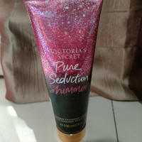 Victoria secret fragrance lotion shimmer new original - Amber Romance