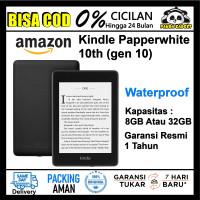 Amazon New Kindle Paperwhite 10th Gen 8GB |32GB Black e-book reader