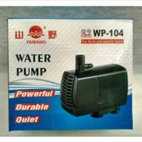 yamano water pump WP 104 38.watt H max.2.meter mesin pompa air celup