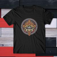 Baju T shirt Kaos Barong Bali Big Size Bigsize S M L XL 2XL 3XL 4XL