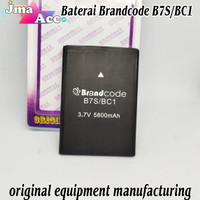 Baterai Brandcode B7S/ BC1 Double power battery
