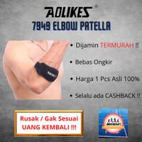Aolikes 7949 Elbow patella - support arm sleeve Gym fitness sport siku