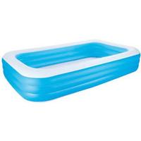 kolam renang anak jumbo (305 cm ) kotak polos # 54009 merk bestway