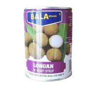 BALA longan in syrup 565gr /LONGAN KALENG /lengkeng kaleng