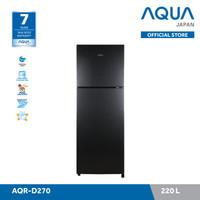 Kulkas 2 pintu Aqua Sanyo Aqr-d 270