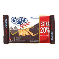 Gery Saluut Salut Malkist Cokelat Coklat 110gram 110 gram
