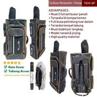 TAS BUSUR PANAH BACKPACKER PREMIUM | Tas Panahan Bow Bag Case Archery