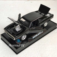 Diecast Miniauto Dodge Charger Fast Furious Dominic Toretto Skala 1:32