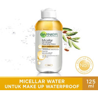 Garnier Micellar Oil Infused Cleansing Water 125ml - Micellar Gold