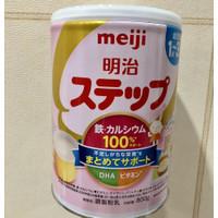 Meiji Step Susu Bayi (1-3 tahun) - Product Jepang
