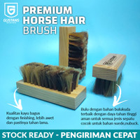 SOFT Sikat Cuci Sepatu - Shoe Cleaning Brush Gustans