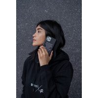HOLYWINGS X YTD Case HP Leather Black iPhone 11