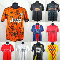 Jersey/Baju/Kaos Sepak Bola Dewasa Internasional 2019-2020
