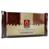 Ready Stock Tulip Dark Chocolate Compound 1 Kg